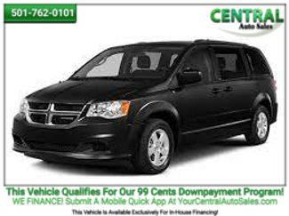 2013 Dodge Grand Caravan SE   Hot Springs, AR   Central Auto Sales in Hot Springs AR