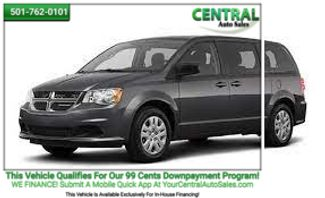 2013 Dodge Grand Caravan SXT | Hot Springs, AR | Central Auto Sales in Hot Springs AR
