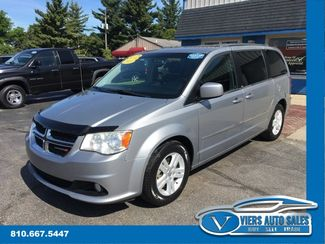 2013 Dodge Grand Caravan Crew in Lapeer, MI 48446
