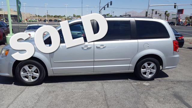 2013 Dodge Grand Caravan American Value Pkg AUTOWORLD (702) 452-8488 Las Vegas, Nevada
