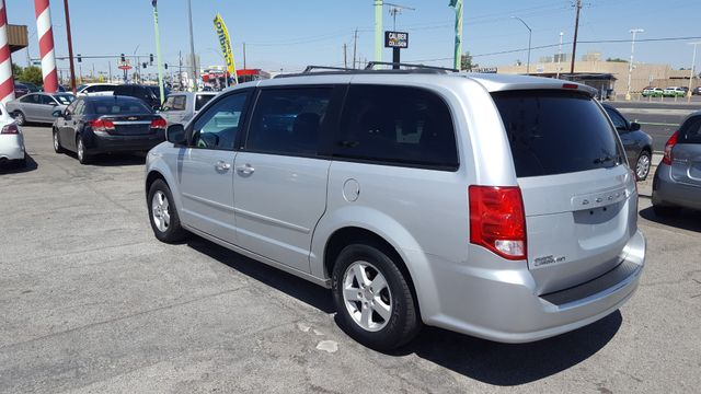 2013 Dodge Grand Caravan American Value Pkg AUTOWORLD (702) 452-8488 Las Vegas, Nevada 4