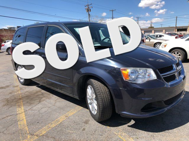 2013 Dodge Grand Caravan SXT CAR PROS AUTO CENTER (702) 405-9905 Las Vegas, Nevada
