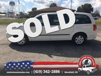 2013 Dodge Grand Caravan American Value Pkg SE in Mansfield, OH 44903