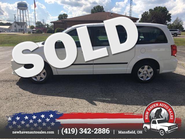 2013 Dodge Grand Caravan American Value Pkg SE