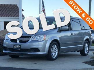 2013 Dodge Grand Caravan SXT   San Luis Obispo, CA   Auto Park Sales & Service in San Luis Obispo CA