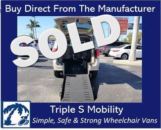 2013 Dodge Grand Caravan Se Wheelchair Van Handicap Ramp Van DEPOSIT in Pinellas Park, Florida 33781