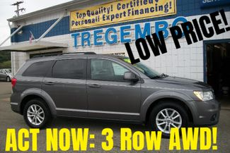 2013 Dodge Journey AWD SXT in Bentleyville Pennsylvania, 15314