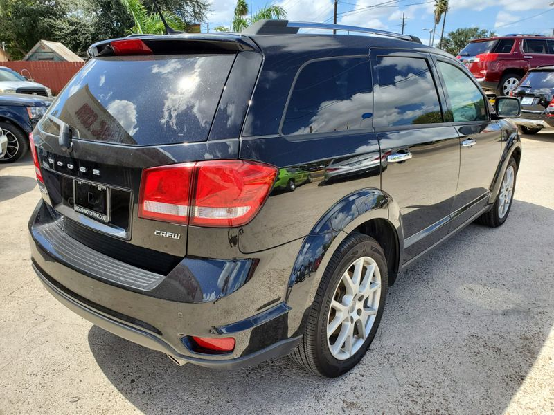 2013 Dodge Journey Crew  Brownsville TX  English Motors  in Brownsville, TX