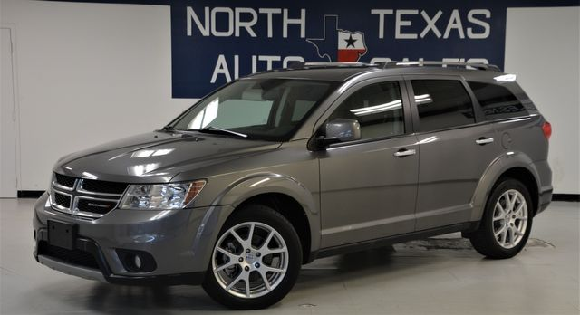 2013 Dodge Journey Crew 1 owner NAV LEATHER in Dallas, TX 75247