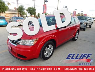 2013 Dodge Journey American Value Pkg in Harlingen TX, 78550
