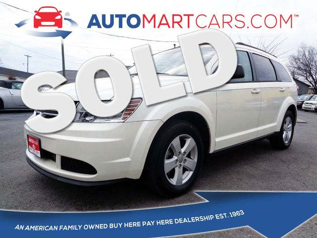 2013 Dodge Journey SE | Nashville, Tennessee | Auto Mart Used Cars Inc. in Nashville Tennessee