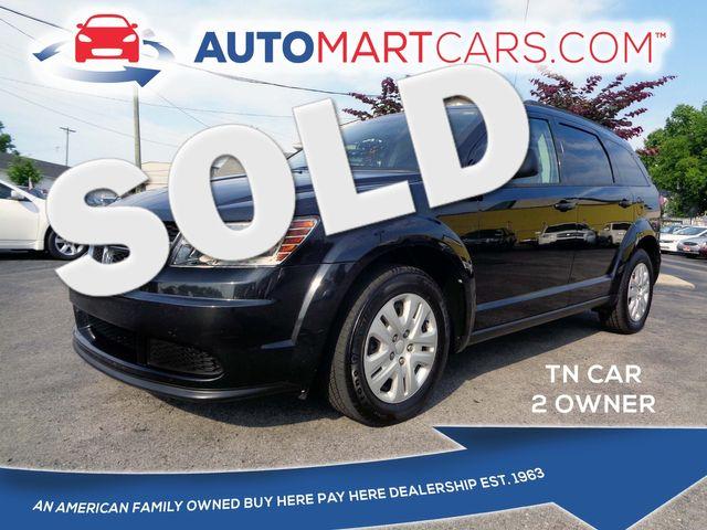 2013 Dodge Journey SE   Nashville, Tennessee   Auto Mart Used Cars Inc. in Nashville Tennessee