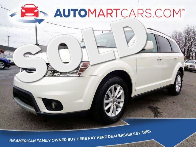2013 Dodge Journey SXT | Nashville, Tennessee | Auto Mart Used Cars Inc. in Nashville Tennessee