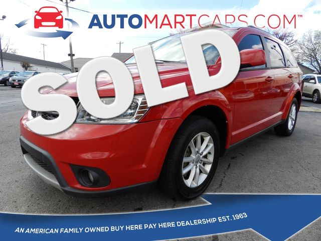 2013 Dodge Journey SXT in Nashville, Tennessee 37211