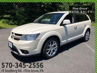 2013 Dodge Journey R/T | Pine Grove, PA | Pine Grove Auto Sales in Pine Grove