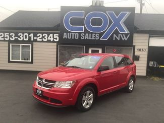 2013 Dodge Journey American Value Pkg in Tacoma, WA 98409