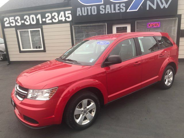 2013 Dodge Journey American Value Pkg in Tacoma, WA 98409