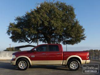 2013 Dodge Ram 1500 Crew Cab Laramie Longhorn 5.7L Hemi V8 4X4 in San Antonio Texas, 78217