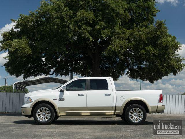 2013 Dodge Ram 1500 Crew Cab Laramie Longhorn 5.7L Hemi V8