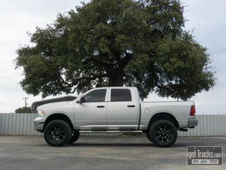 2013 Dodge Ram 1500 Crew Cab Tradesman 5.7L Hemi V8 4X4 in San Antonio, Texas 78217