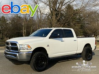 2013 Dodge Ram 2500 6.7l DIESEL 6-SPEED MANUAL 92K MILES 4X4 SLT WOW in Woodbury, New Jersey 08093