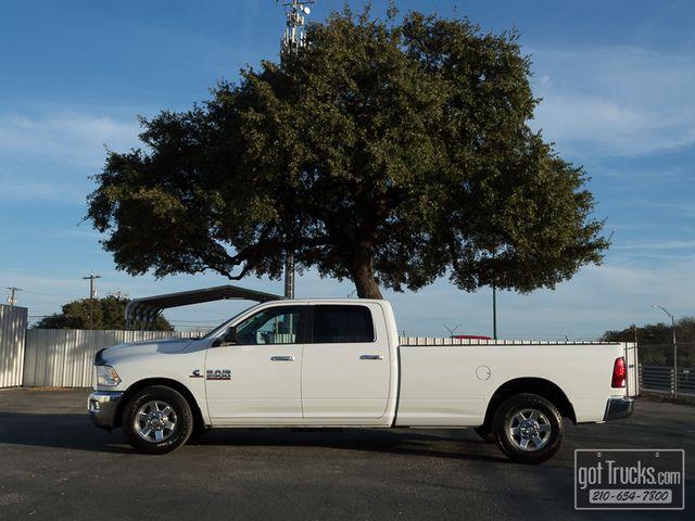 2013 Dodge Ram 2500 Crew Cab Lone Star 6.7L Cummins Turbo Diesel