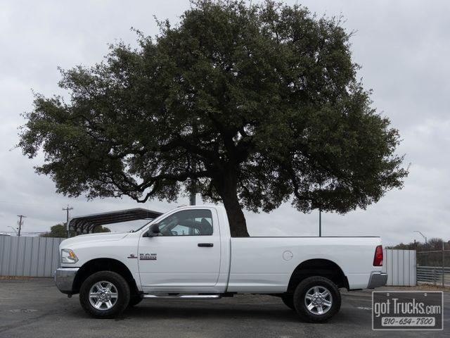 2013 Dodge Ram 2500 Regular Cab Tradesman 6.7L Cummins Diesel 4X4