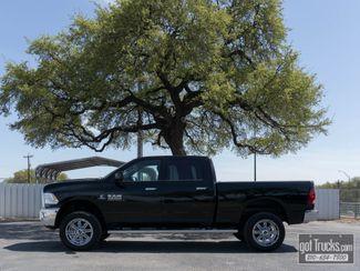 2013 Dodge Ram 2500 Crew Cab Lone Star 6.7L Cummins Turbo Diesel 4X4 in San Antonio Texas, 78217