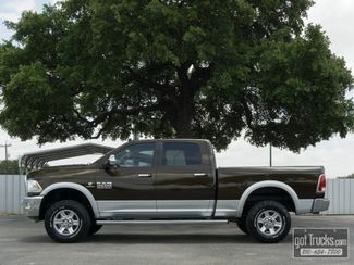 2013 Dodge Ram 2500 Crew Cab Laramie 6.7L Cummins Turbo Diesel 4X4 in San Antonio Texas, 78217