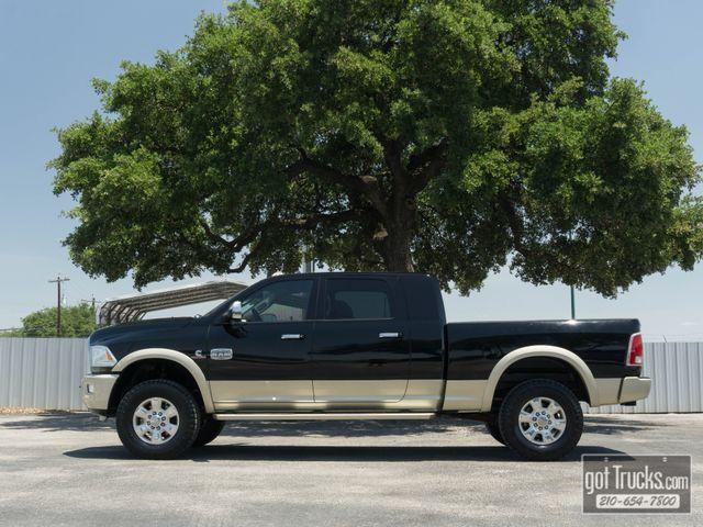 2013 Dodge Ram 2500 Mega Cab Laramie Longhorn 6.7L Cummins Diesel 4X4