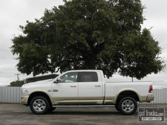 2013 Dodge Ram 2500 Crew Cab Longhorn 6.7L Cummins Turbo Diesel 4X4 in San Antonio, Texas 78217