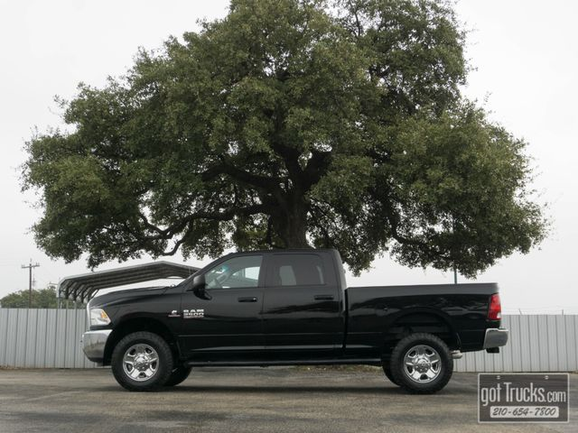 2013 Dodge Ram 2500 Crew Cab Tradesman 6.7L Cummins Turbo Diesel 4X4
