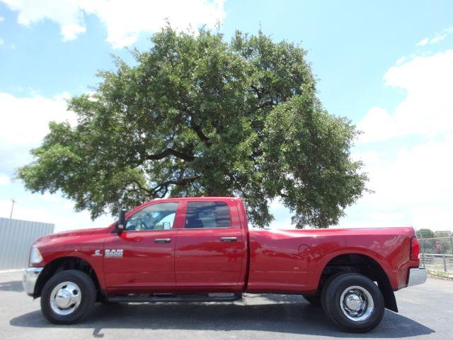 2013 Dodge Ram 3500 DRW Crew Cab Tradesman 6.7L Cummins Turbo Diesel 4X4