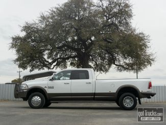2013 Dodge Ram 3500 Crew Cab Laramie 6.7L Cummins Turbo Diesel 4X4 in San Antonio, Texas 78217