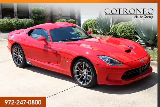 2013 Dodge SRT Viper GTS in Addison, TX 75001