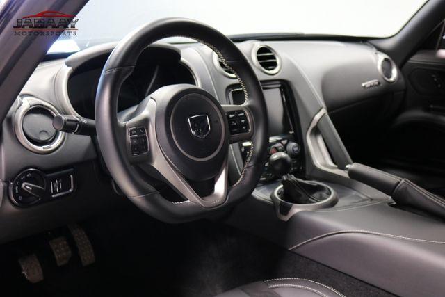 2013 Dodge SRT Viper GTS Merrillville, Indiana 10