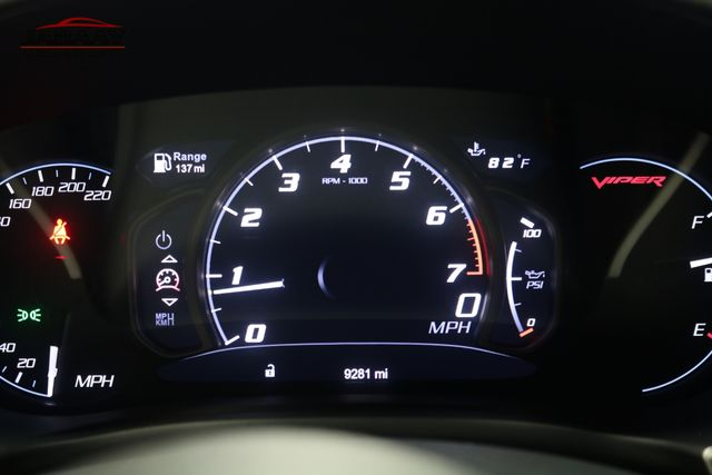 2013 Dodge SRT Viper GTS Merrillville, Indiana 17