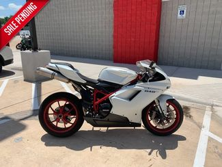 2013 Ducati 848 EVO Base in McKinney, TX 75070