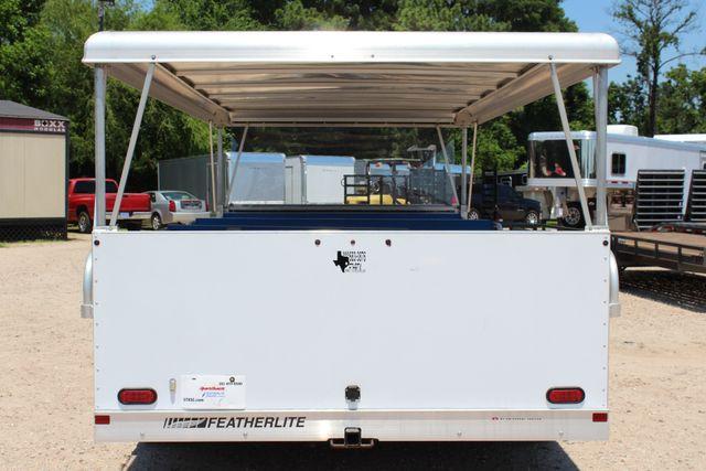 2013 Featherlite 3115 Tram Trailer CONROE, TX 15