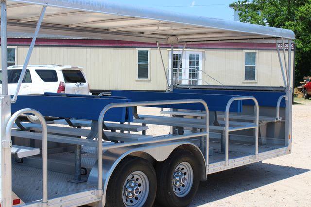 2013 Featherlite 3115 Tram Trailer CONROE, TX 17
