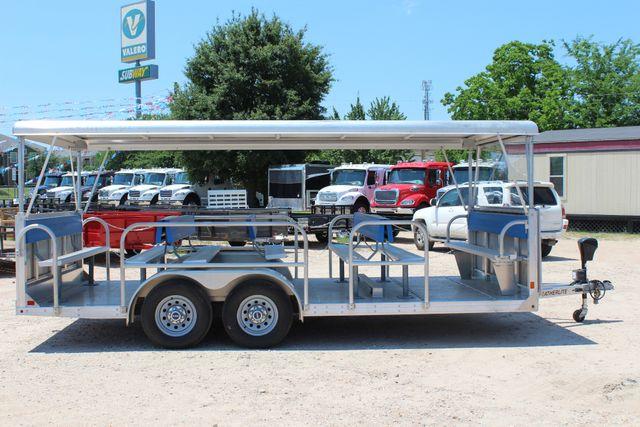 2013 Featherlite 3115 Tram Trailer CONROE, TX 19