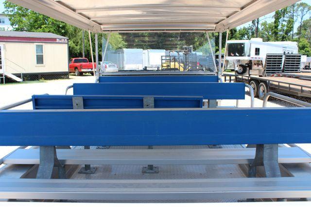 2013 Featherlite 3115 Tram Trailer CONROE, TX 21