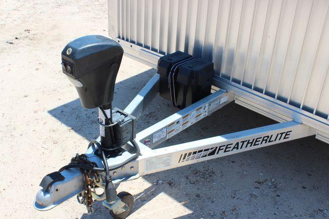2013 Featherlite 3115 Tram Trailer CONROE, TX 6