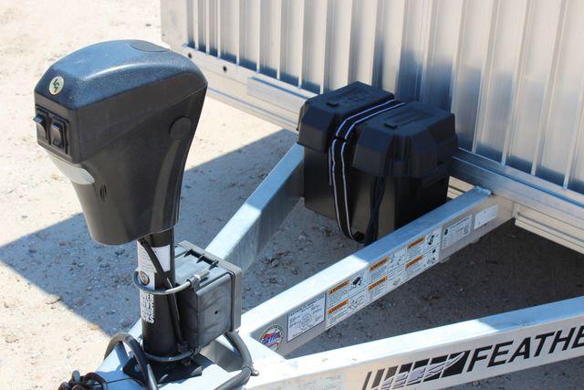 2013 Featherlite 3115 Tram Trailer CONROE, TX 7