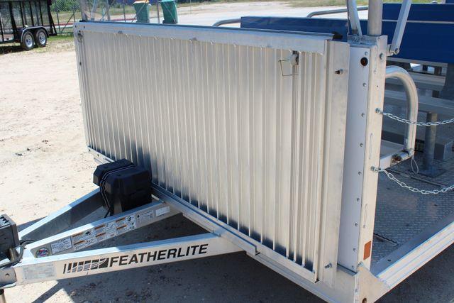2013 Featherlite 3115 Tram Trailer CONROE, TX 8