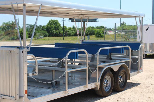 2013 Featherlite 3115 Tram Trailer CONROE, TX 9