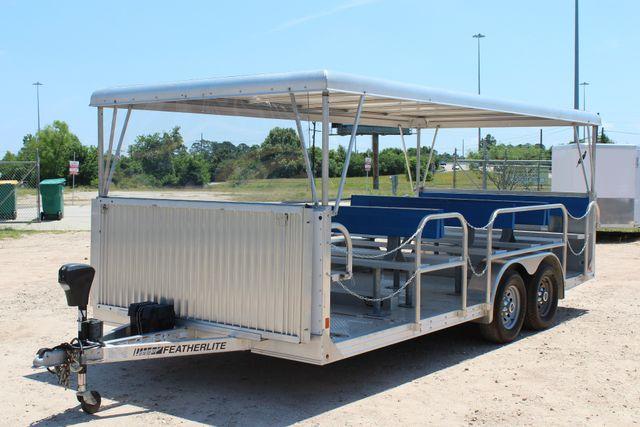 2013 Featherlite 3115 Tram Trailer CONROE, TX 10