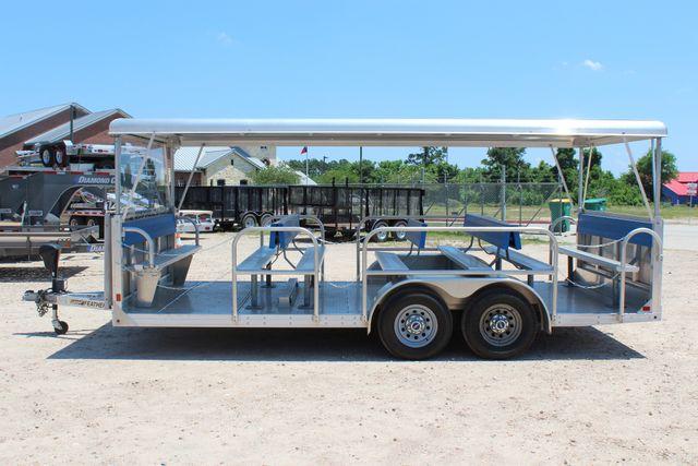 2013 Featherlite 3115 Tram Trailer CONROE, TX 11