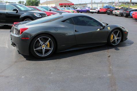 2013 Ferrari 458 Italia    Granite City, Illinois   MasterCars Company Inc. in Granite City, Illinois