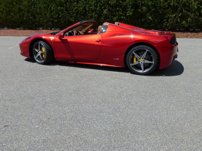 2013 Ferrari 458 Italia Spider  city MA  European Motorsports  in Lawrence, MA